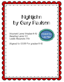 Nightjohn Novel Unit with Differentiated/Interactive Notes