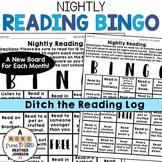 Nightly Reading BINGO