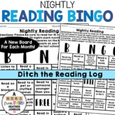 Nightly Reading BINGO
