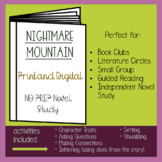 Nightmare Mountain Novel Study