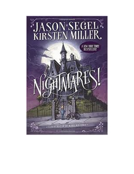 Nightmares by Jason Segel and Kirsten Miller 6-10 Chapter review Questions
