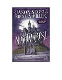 Nightmares by Jason Segel and Kirsten Miller 6-10 Chapter