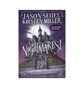 Nightmares by Jason Segel and Kirsten Miller Chapter 1-5 review and vocabulary
