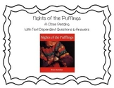 Nights of the Pufflings-A Close Reading with Text Dependent Questions