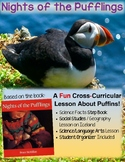 Nights of the Pufflings - A Fun Cross-Curricular Lesson Ab