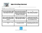 Nights of the Pufflings Choice Board