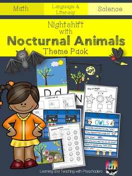 Nightshift with Nocturnal Animals