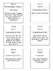 Nightsong Interactive Read Aloud Sticky Note Questions
