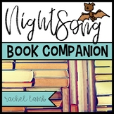 Nightsong book companion pack Bats and Echolocation Common Core aligned