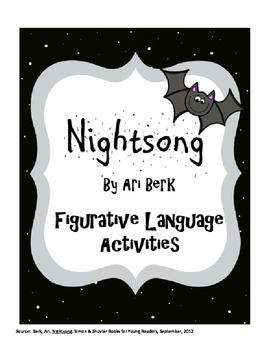 Nightsong by Ari Berk Figurative Language Identification A