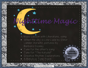 Nighttime Magic: a Lesson Exploring Creative Rhythms with