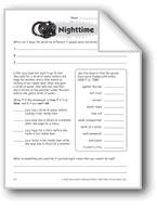 Nighttime (Thinking Skills)