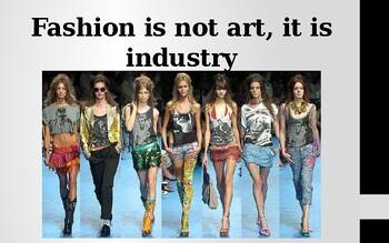 Nike Fashion Marketing Presentation