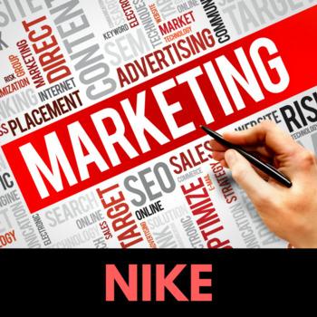 Business Lesson Nike Marketing