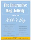 Inferring Activities: Nikki's Bag(Explore, Investigate, an