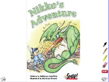 Nikko's Adventure - ActivInspire Flipchart - Big Book