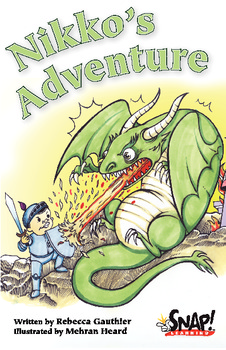 Nikko's Adventure - Printable Leveled Reader