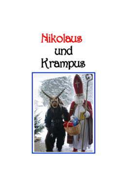 Nikolaustag For German Class