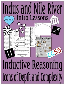 Nile and Indus River Intro Lessons Icons of Depth and Complexity