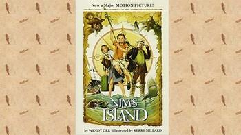Nim's Island Chapter Prompts