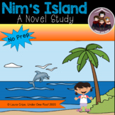 Nim's Island Study Guide and Literacy Activities
