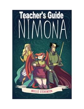 Nimona by Noelle Stevenson Teacher's Guide National Book Award Finalist