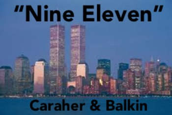 "Caraher & Balkin ""Nine-Eleven"" (Nonfiction essay)"