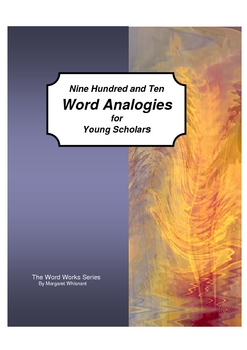 Nine Hundred and Ten Word Analogies for Young Scholars
