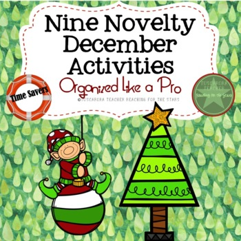 Nine Novelty Activities for December