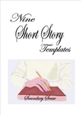Nine SHORT STORY Templates