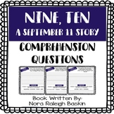 Nine, Ten: A September 11 Story - Comprehension Questions