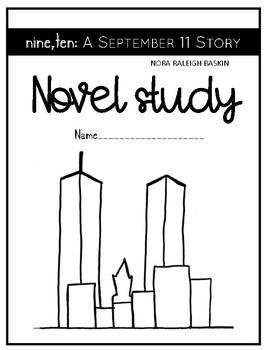 Nine, ten: A September 11 Story - Novel Study Guide