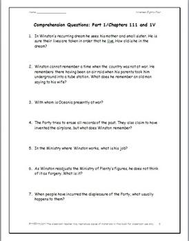 Nineteen Eighty-Four: A Complete Novel Study