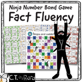 Math Fact Fluency Addition & Subtraction Number Bonds 5-20