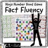 Fact Fluency Addition & Subtraction Number Bonds5-20