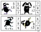 Ninja Bunny Addition Touch Math Clip Cards (facts through 12)