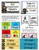 Ninja Classroom Decor EDITABLE