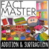 Addition and Subtraction Fact Fluency:  Become a Ninja Fact Master!