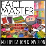 Multiplication and Division Fact Fluency:  Become a Ninja Fact Master!