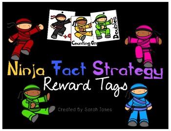Ninja Fact Strategy Brag Tags