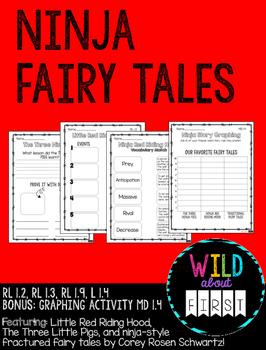 Ninja Fairy Tales