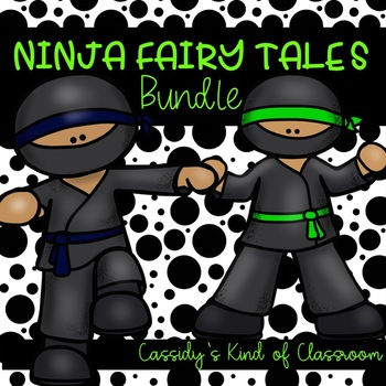 Ninja Fractured Fairy Tales Bundle
