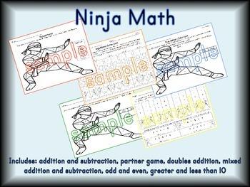 Ninja Math