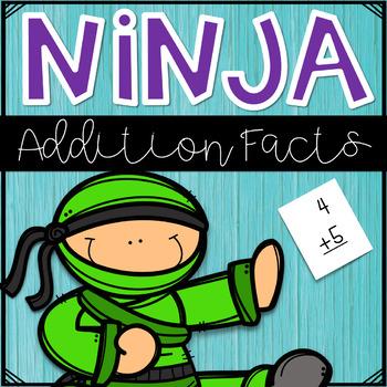 Math Fact Ninja Teaching Resources | Teachers Pay Teachers