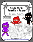 Ninja Math Practice Packet