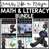 Ninja Math and Reading Bundle