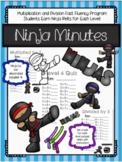 Ninja Minute - Multiplication and Division Fact Fluency Program