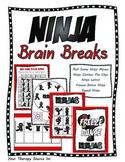 Ninja Movement Breaks