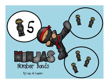 Ninja Number Bonds