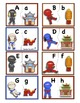Ninja Numbers and Letters Pack